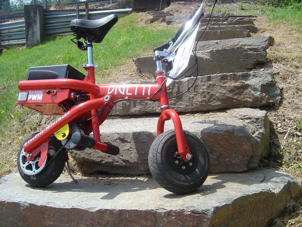 bigetti electric mini bike. Black Bedroom Furniture Sets. Home Design Ideas